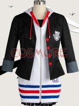 Persona5 Anne Takamaki Female Full Daily Uniform Cosplay Costumes