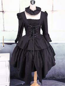 punk goth dress