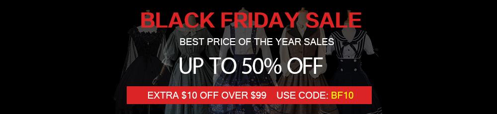Lolita Dresses Black Friday Sale