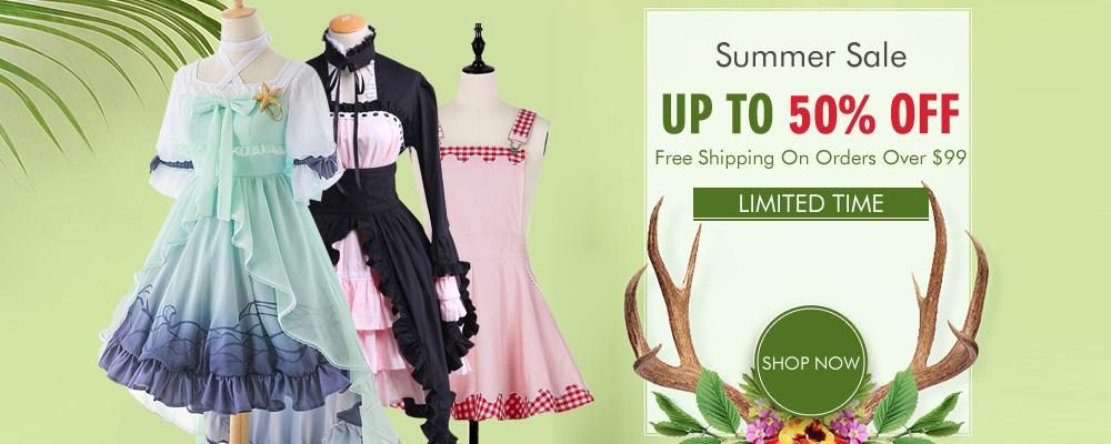 Lolita Shop Summer Sale